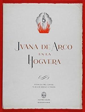 Juana de Arco en la Hoguera =: Claudel, Paul &