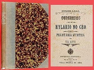 Serenadas de Hylario no Ceo : Phantasia: Leal, António Duarte
