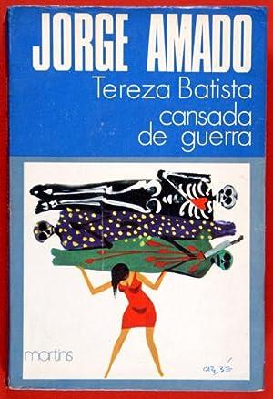 Tereza Batista cansada de guerra: Amado, Jorge, Illustrated