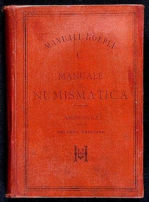 Manuale di Numismatica. - Seconda edizione corretta: Ambrosoli, Solone