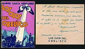 Los Ojos del Obelisco: García Hernández, Manuel, Illustrated by Luis Macaya (1888-1953)