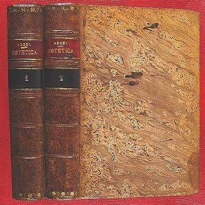 Estética / Versión castellana de la segunda edición de Ch. Bénard ...