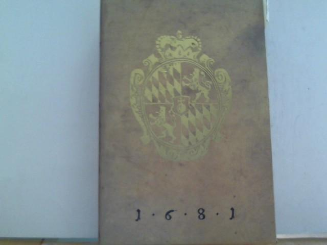 Bayerische Helden 1681
