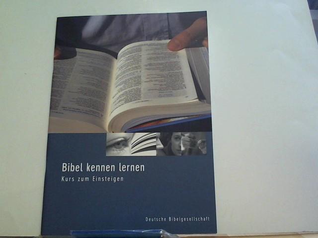 Bibel kennenlernen