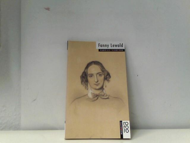 Fanny Lewald: Dargestellt von Gabriele Schneider (Rowohlts Monographien)