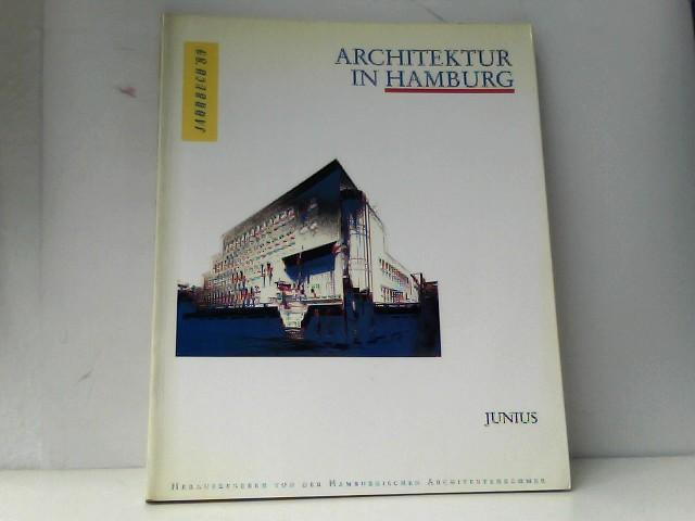 architektur in hamburg jahrbuch zvab. Black Bedroom Furniture Sets. Home Design Ideas