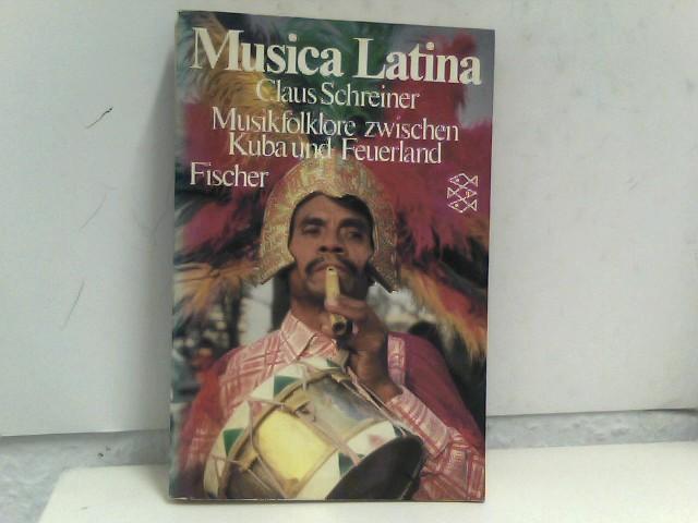 Musica Latina - Musikfolklore zwischen Kuba und Feuerland