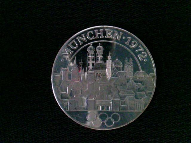 Münzen Medaillen München 1972 Xx Olympische Sommerspiele München