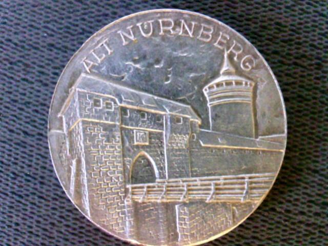 Münze Medaille Bayerische Vereinsbank