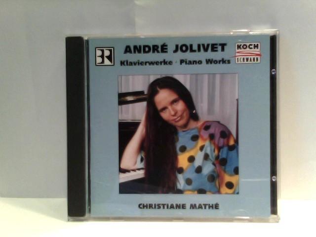 Klavierwerke / Piano Works / Oeuvres pour: Mathe, Christiane und