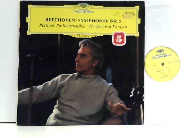 Beethoven - Berliner Philharmoniker • Herbert von Karajan – Symphonie Nr.5