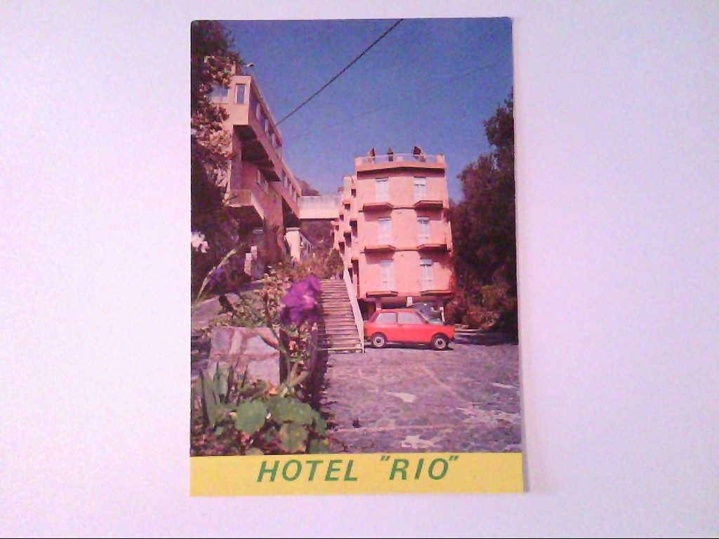 Ak Hotel Rio Alassio Italien