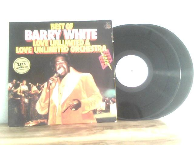 Best Of Barry White, Love Unlimited & Love Unlimited Orchestra