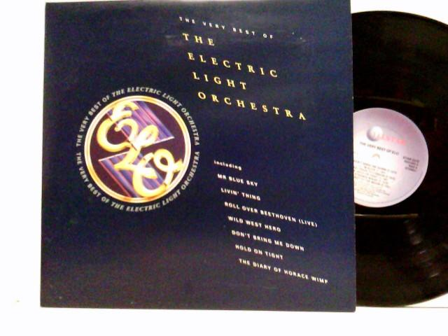 The Very Best Of The Electric Light Orchestra By Elo