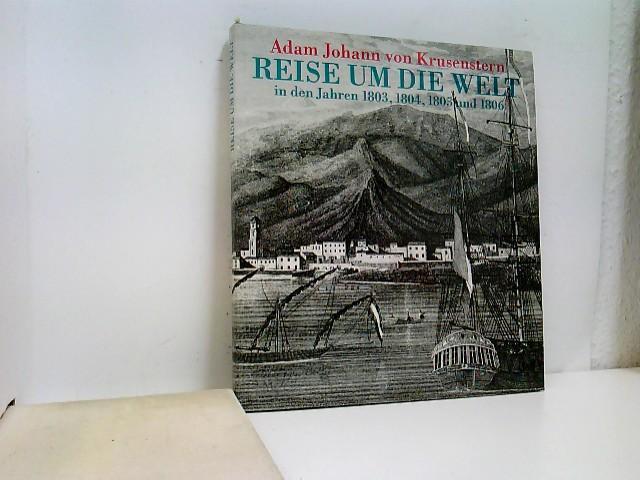 Reise um die Welt in den Jahren: Lange, P. Werner