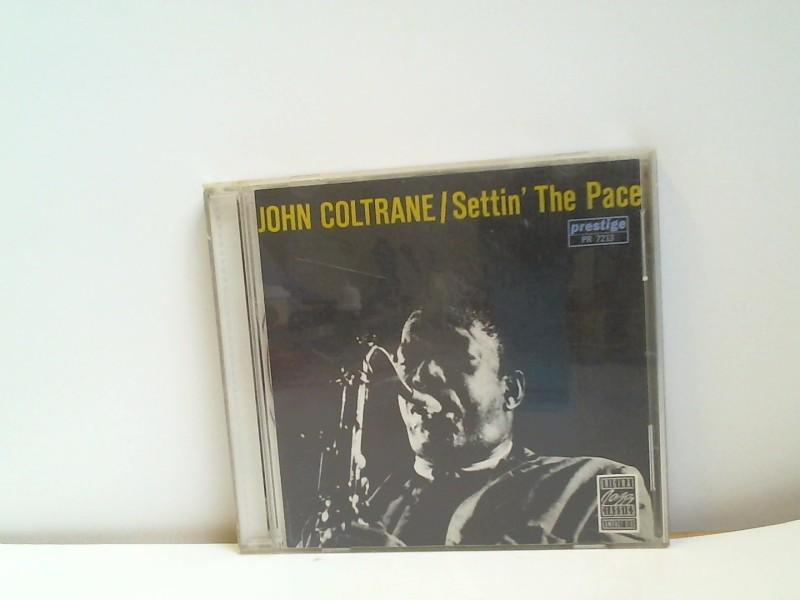 JOHN COLTRANE / Settin' The Pace: Coltrane, John, Paul