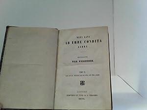Ab Urbe Condita Libri. Recognovit Wilh. Weissenborn.: Livius, Titus: