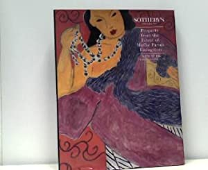 Sotheby's - Property from the Estate of: Sotheby's (Hrsg.):