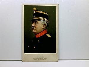 AK Portrait Ulrich Wille, General der Schweiz.