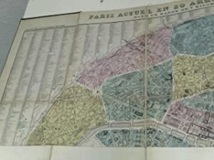 Paris Actuel en 20 Arrondissements - Dans: Logerot, Auguste (Hrsg.):