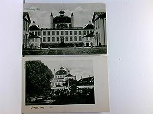 2 AK Fredensborg Slot; Konvolut