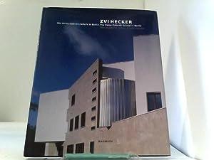 Zvi Hecker: The Heinz-Galinski-School in Berlin (Divers): Feireiss, Kristin, Zvi Hecker and Hans ...