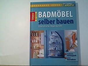 Badmöbel selber bauen unterschränke regale und mehr  9783772468131: Badmoebel selber bauen - ZVAB: 3772468136