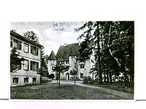 AK Schloß Waldmannshausen, Schullandheim der Oberrealschule Hagen