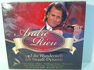André Rieu und die Wunderwelt der Strauß-Dynastie: Rieu, André, Wiener