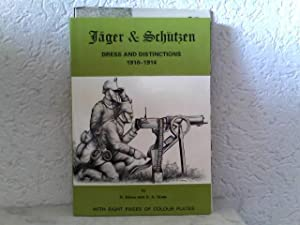 Jäger & Schützen - Dress and Distinctions: Kinna, H. and