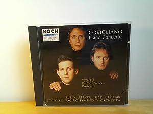 Pacific Symphony Orchestra: Lefevre, Alain, Carl