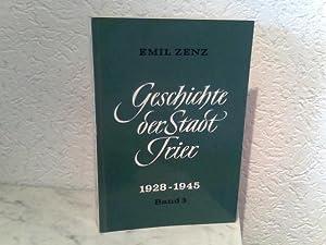 Geschichte der Stadt Trier in der ersten: Zenz, Dr. phil.