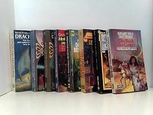 Konvolut 8 Fantasy Romane - Maragaret Weis/Tracy: verschiedene: