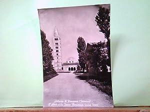 AK Abbazia di Pomposa / Italien, L'Atrio