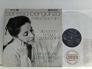 Teresa Berganza, Juan Antonio Alvarez Parejo -: Berganza, Teresa: