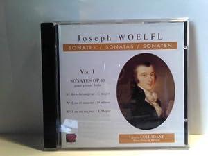 Klavierwerke Vol. 1 / Sonates OP.33: Colladant, Laure und