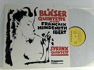 Syrinx Quintett - Jean Françaix - Paul: Hindemith, Paul und
