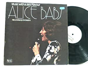 Alice Babs / Nils Lindberg's Orchestra –: Babs, Alice: