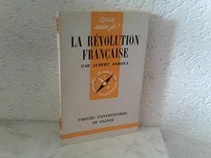 La Révolution Francaise: Soboul, Albert: