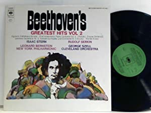 Beethoven's Greatest Hits Vol 2: van Beethoven, Ludwig,