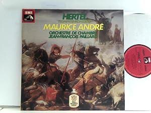 Trompetenkonzerte: André, Maurice, Johann
