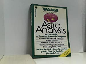AstroAnalysis Waage. 23. September bis 22. Oktober.