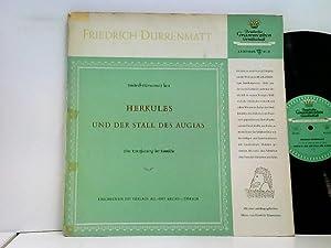 liest Herkules und der Stall des Augias: Dürrenmatt, Friedrich: