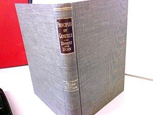Principles of Genetics. Third Edition.: Sinnott, Edmund W.