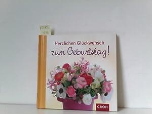 Herzlichen Gluckwunsch Zum Geburtstag By Winter Lena Groh Verlag