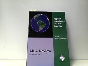 AILA Review 18, Applied Linguistics in Latin: Rajagopalan, Kanavillil: