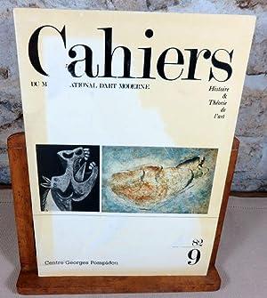 Cahiers du musée national d'art moderne. Histoire: Collectif