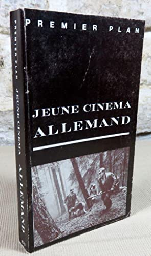 Jeune cinéma allemand.: COURTADE Francis