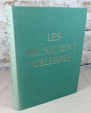 Les musiciens célèbres.: LACROIX Jean (collectif