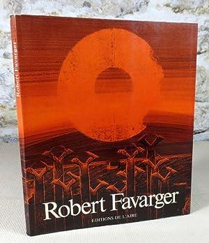 Robert Favarger.: FAVARGER Robert